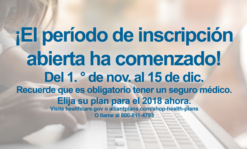 Home webpage - OE 2018 graphic SPANISH