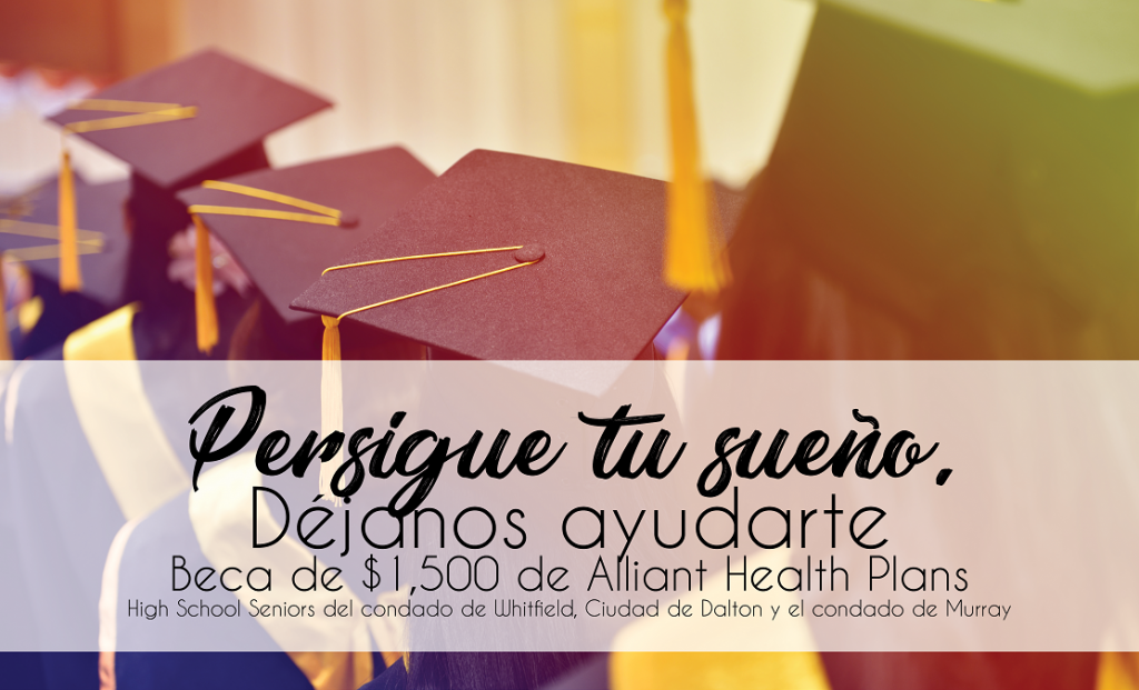 Webiste homepage Scholarship 2018 - SPANISH